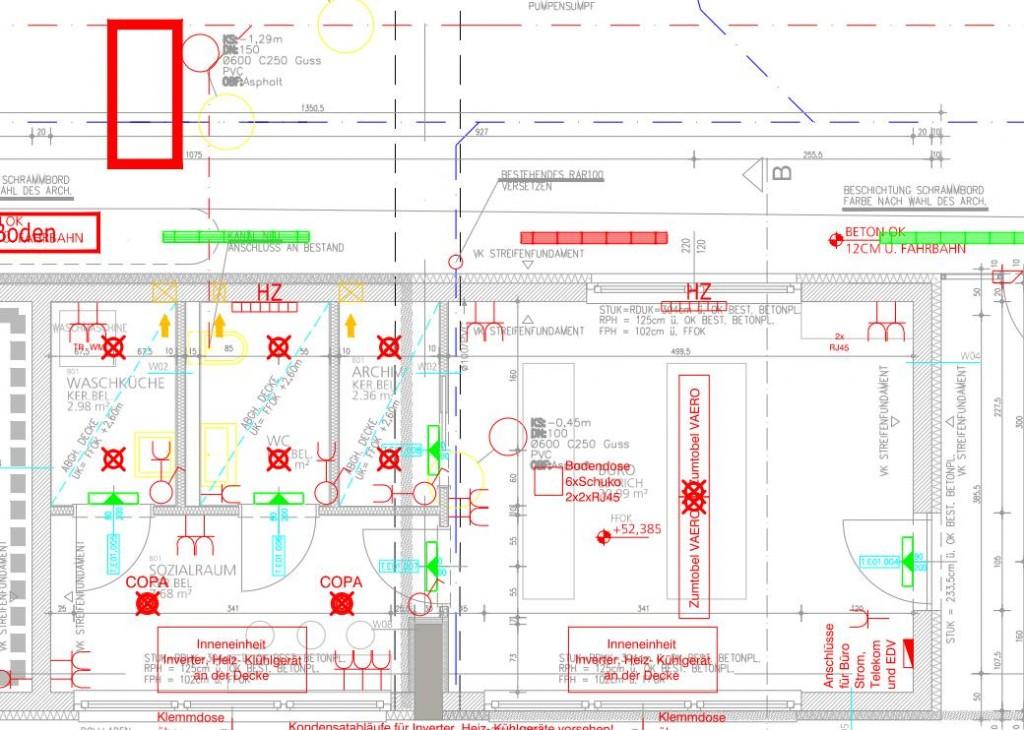 Elektroplanung und Haustechnikplanung Generalplanung Schwarz