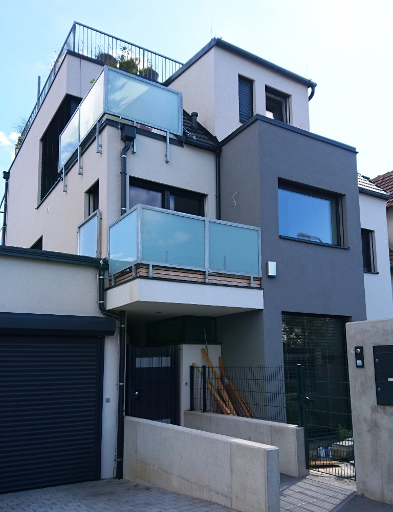 Schwarz Bauprojekt GmbH Stadtvilla Hietzing Wien