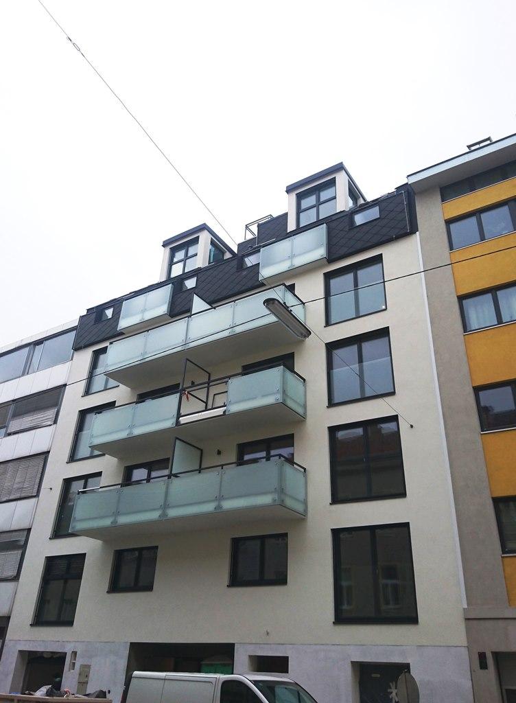 Schwarz Bauprojekt GmbH Wohnhausanlage Römgergasse Wien